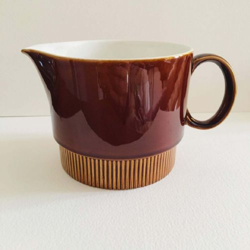 Poole Pottery Chestnut - Milk Jug